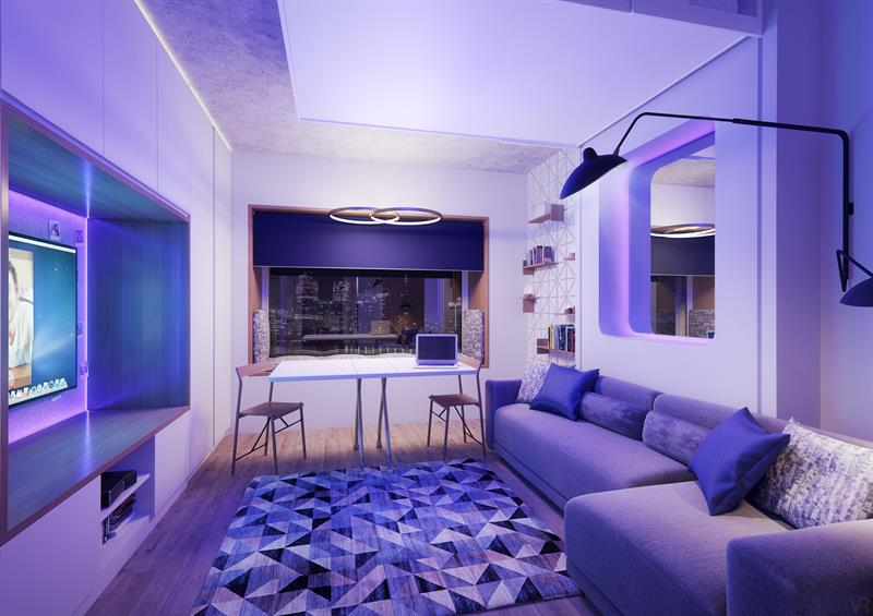Miami tendrá su primer hotel de mini habitaciones Yotel