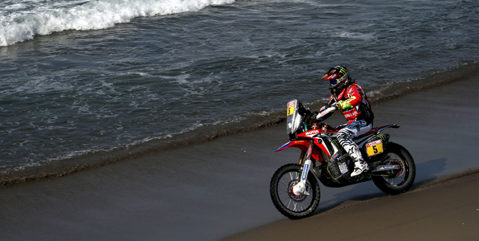 dakar joan barreda motos honda rally