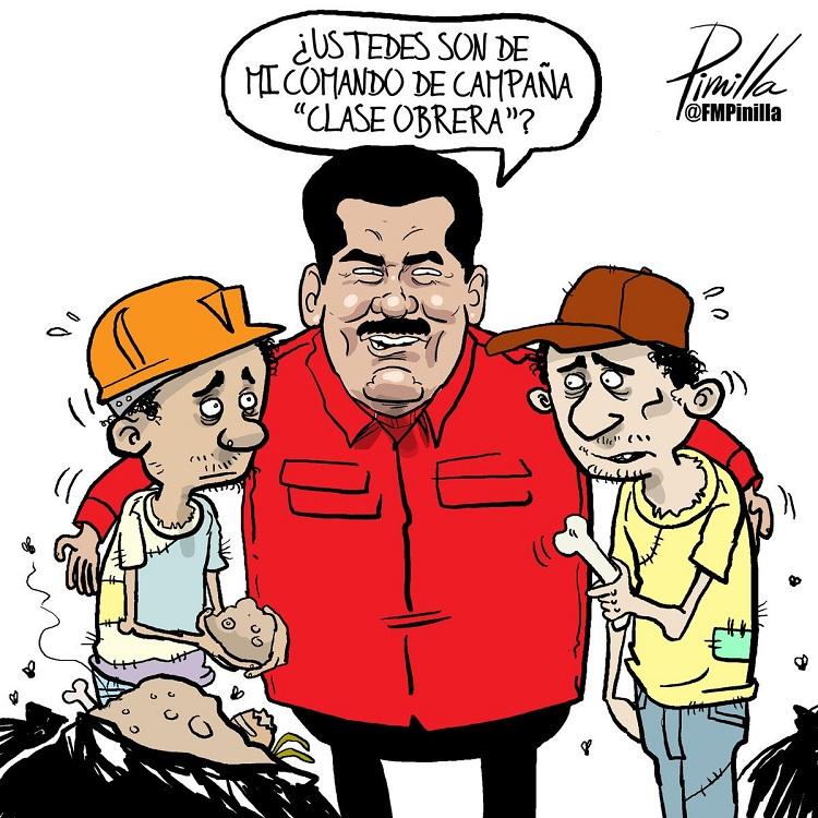 Caricaturas de este jueves 1 de febrero de 2018 - 800Noticias