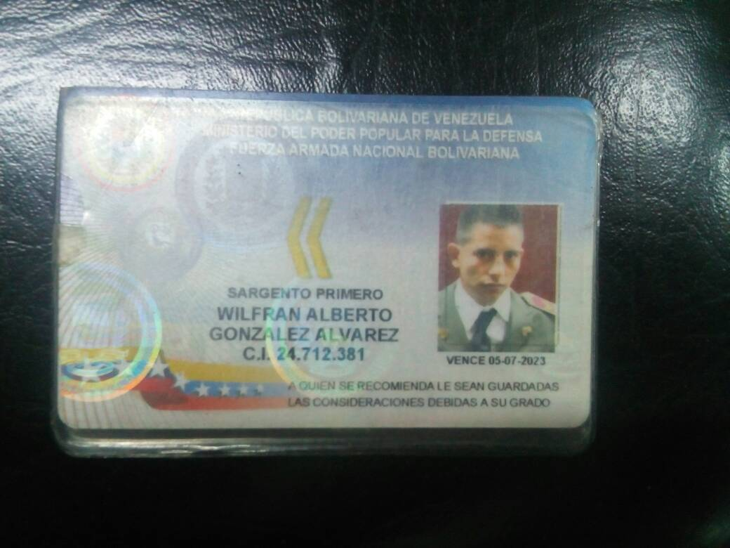 Fotos Guardia Presidencial detnidos