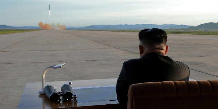 Kim Jong-Un ensayo nuclear