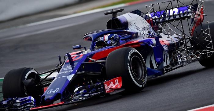 Pierre Gasly toro rosso f1 formula 1 carro monoplaza - @f1