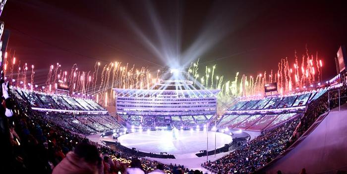 inauguracion juegos olimpicos de invierno PyeongChang 2
