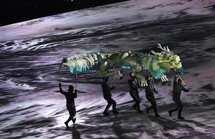 inauguracion juegos olimpicos de invierno PyeongChang 4