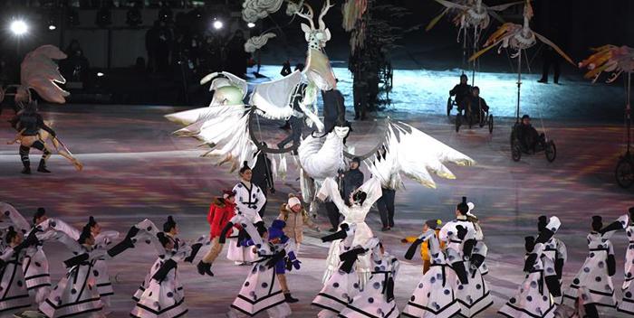 inauguracion juegos olimpicos de invierno PyeongChang 5