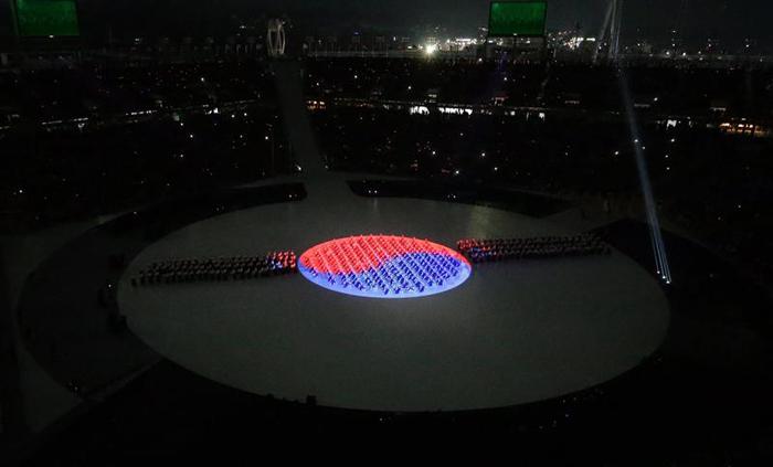 inauguracion juegos olimpicos de invierno PyeongChang 6