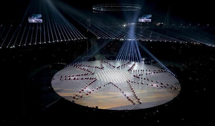 inauguracion juegos olimpicos de invierno PyeongChang 7