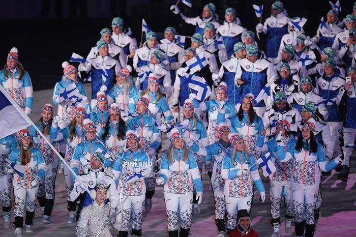 inauguracion juegos olimpicos de invierno PyeongChang 8