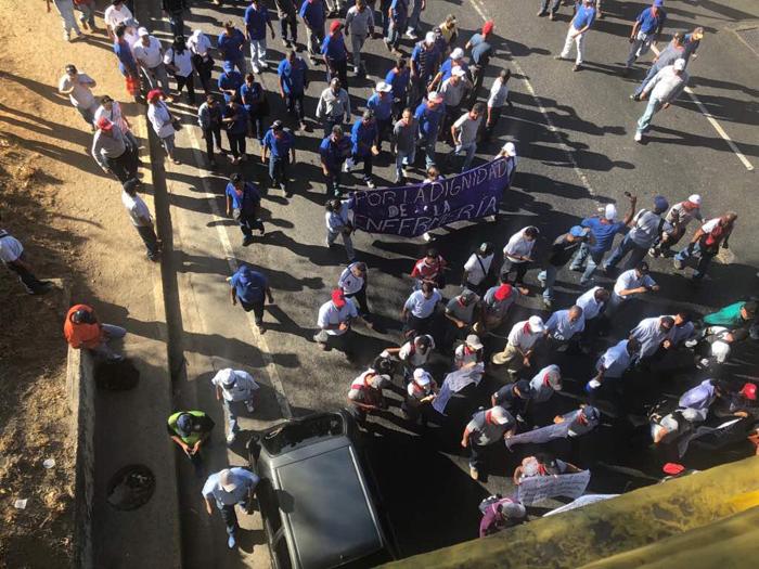 marcha trabajadores valencia 3 - @ChrisPrensa
