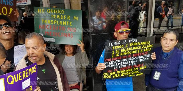 protesta enfermos ivss 4