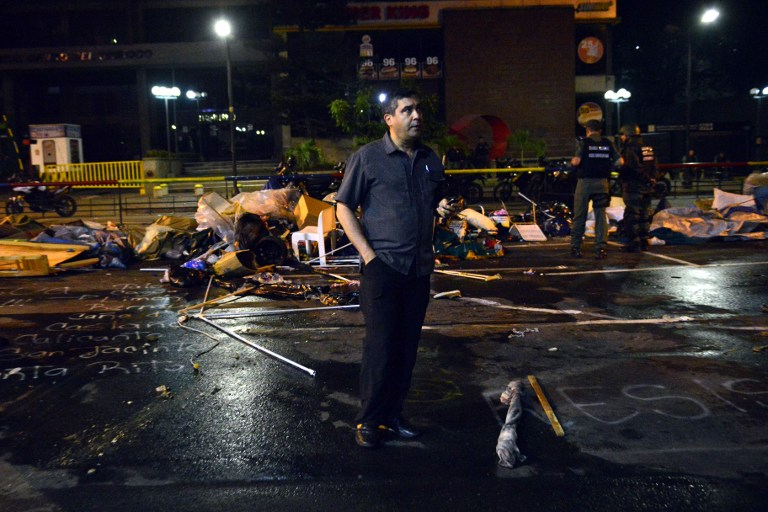 Foto: Cortesía AFP/CARLOS BECERRA