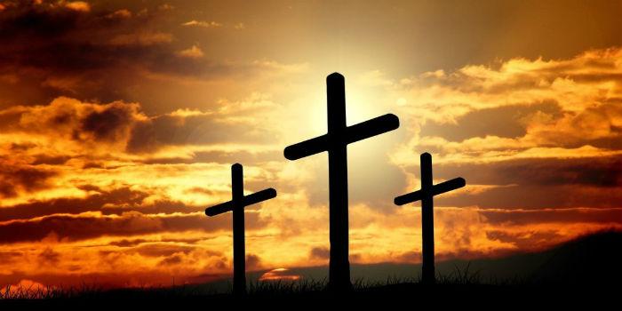 Pasión y Muerte de Jesús - En la Cruz