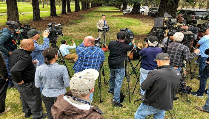 Tiroteo y toma de rehenes en vivienda de veteranos en Yountville California 2
