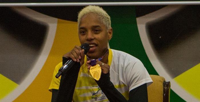 Yulimar rojas medalla de oro (2)