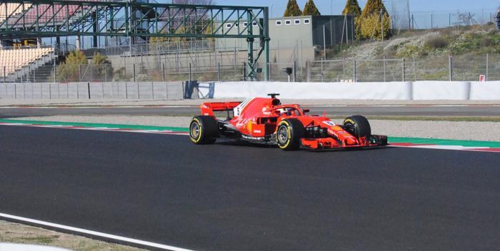 vettel ferrari carro formula 1 f1 1