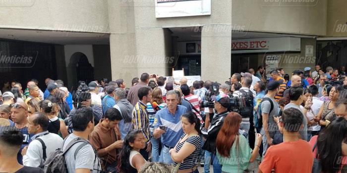 embajada protesta 2