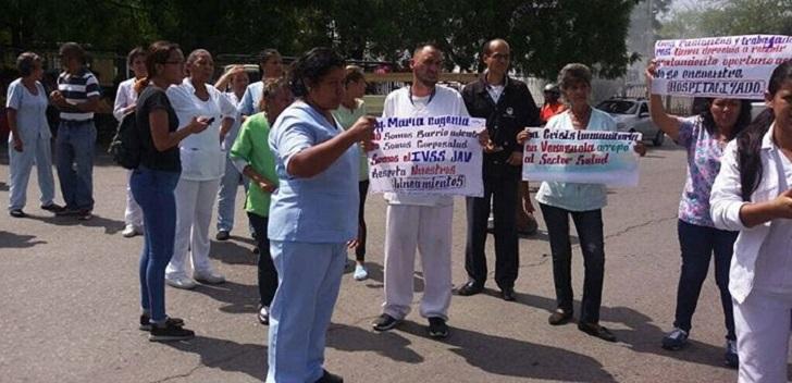 protesta aragia salud 3