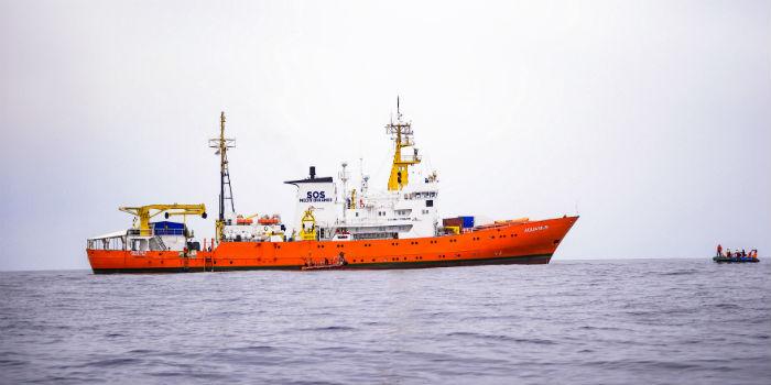 Barco Aquarios