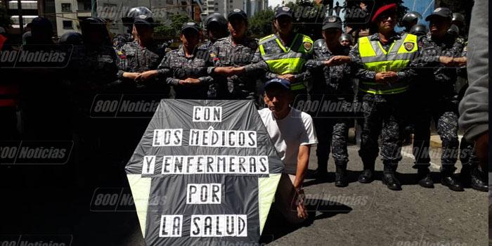 pnb policias manifestacion 2