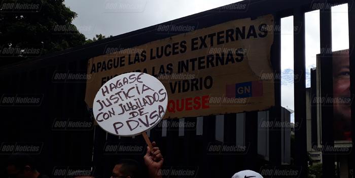 protesta de jubilados pdvsa (2)