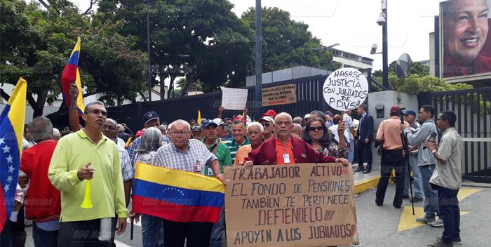 protesta de jubilados pdvsa (3)