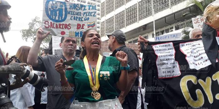 protesta enfermeras 2