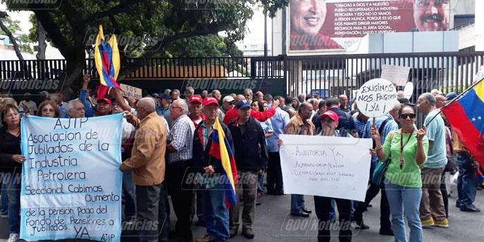 protesta pdvsa 1 de agosto 1