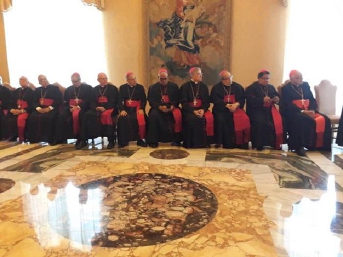 obispos-venezolanos-vaticano