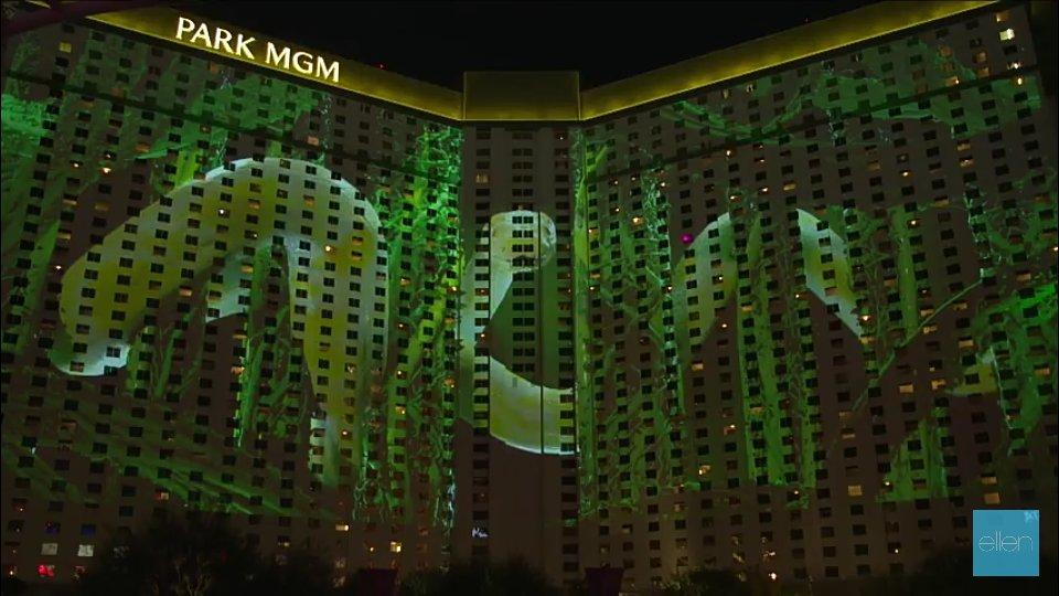 Britney Spears en Las Vegas 5