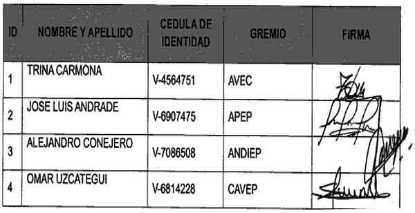 EN GACETA Mecanismo para determinar precios de las instituciones educativas privadas CUADRO 2