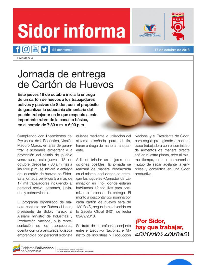 Huevos Sidor