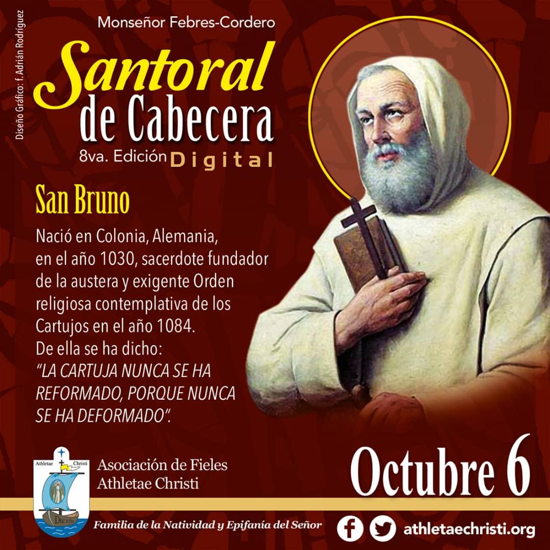 Santoral de Cabecera - San Bruno