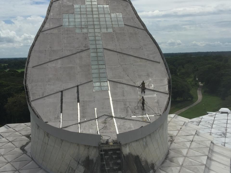 Santuario a la Virgen de Coromoto 3
