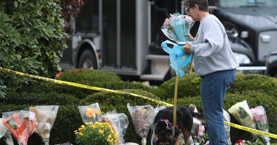 Sinagoga - atentado EEUU