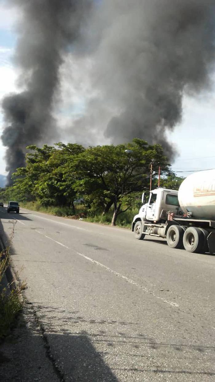 explosion de gas en guatire planta de llenado pdvsa 3