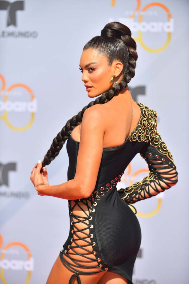 LAS VEGAS, NV - APRIL 26:  Zuleyka Rivera attends the 2018 Billboard Latin Music Awards at the Mandalay Bay Events Center on April 26, 2018 in Las Vegas, Nevada.  (Photo by Sam Wasson/FilmMagic)