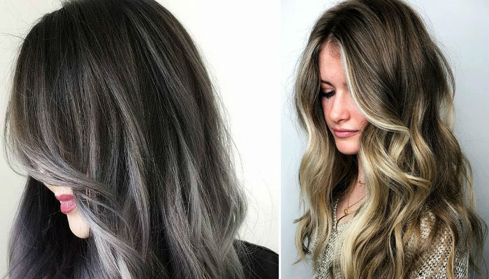 Cortes de pelo en cabello largo 2019