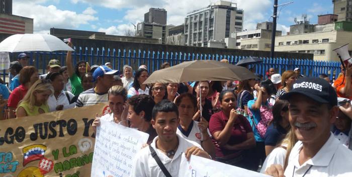 profesores fe y alegria, protesta ministerio de educacion (2)