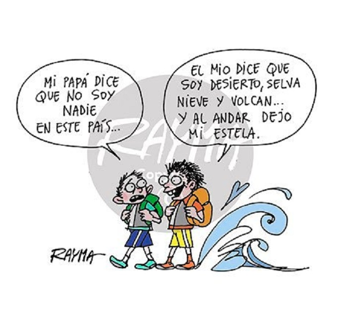 rayma caricaturas