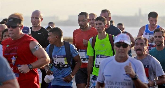 will smith, maraton la habana (1)