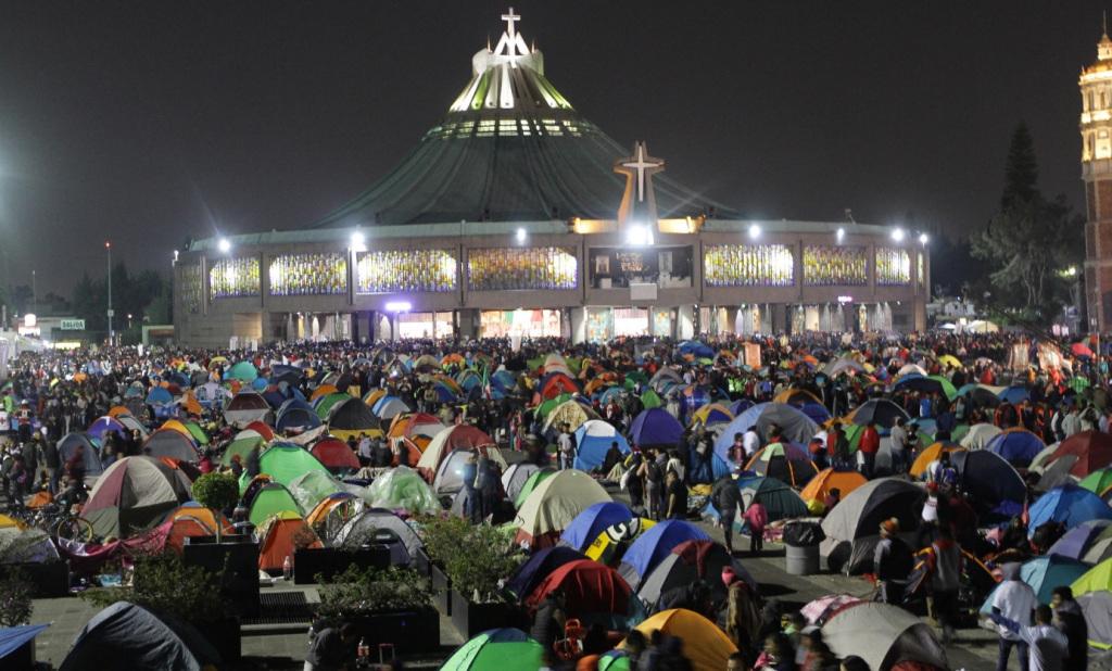 Basilica de la Virgende Guadalupe