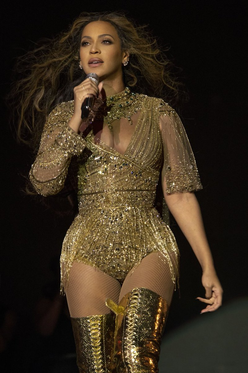 Beyonce cantó en la India