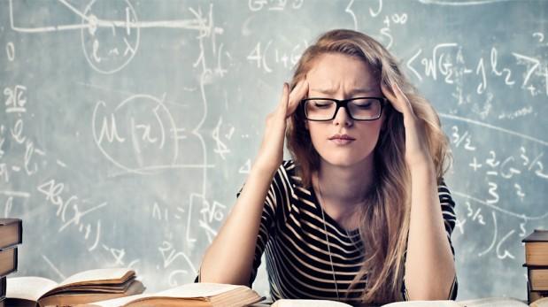 Estudiando - estudiar