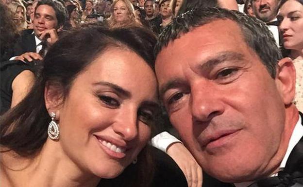Penélope Cruz y Antonio Banderas nominados a los Globos de Oro