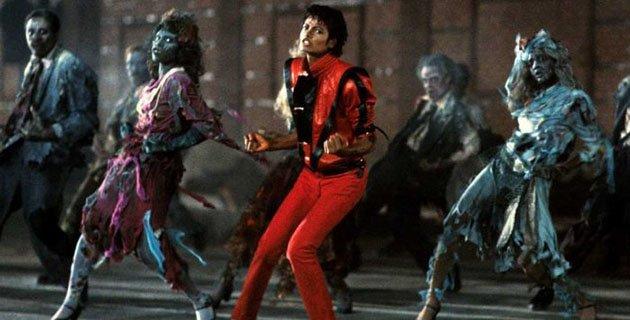 Thriller video Michael Jackson