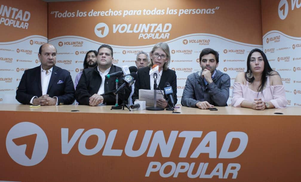 Voluntad Popular plantea boicot a Globovisión
