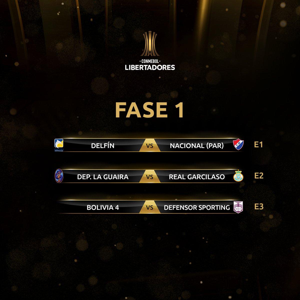 libertadores 2019, sorteo (2)